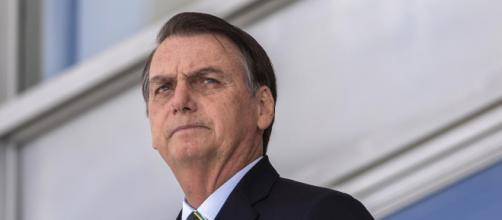 Presidente Jair Bolsonaro questiona os dados do INPE e incomoda diretor com suas insinuações. (Arquivo Blasting News)