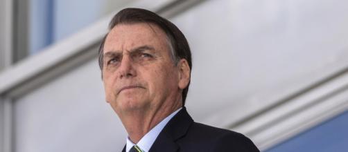 Bolsonaro recebe viúva de Carlos Alberto Brilhante Ustra. (Arquivo Blasting News)