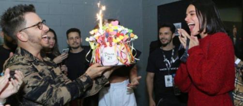 Bruna Marquezine ganha festa de aniversário.(Divulgação/ Reginaldo Teixeira/ CS Eventos)