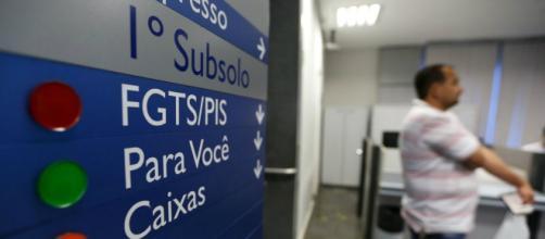 Caixa Econômica Federal anuncia calendário de saques do FGTS. (Marcelo Camargo/Agência Brasil)