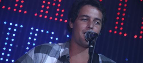 Felipe Dylon fez sucesso com a música 'Musa do Verão'. (Arquivo Blasting News)
