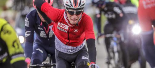 Giro di Polonia muore il giovane Bjorg Lambrecht - foto - lettera43.it