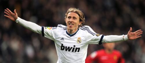 Lukas Modric obiettivo del Milan