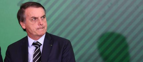 Ministro da Economia, Paulo Guedes, foi contrariado por medida protecionista de Bolsonaro. (Arquivo Blasting News)