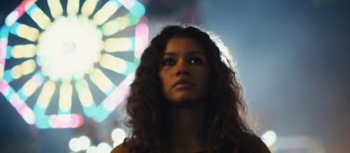 Na foto, a atriz Zendaya protagonista da série da HBO 'Euphoria'. (Arquivo Blasting News)