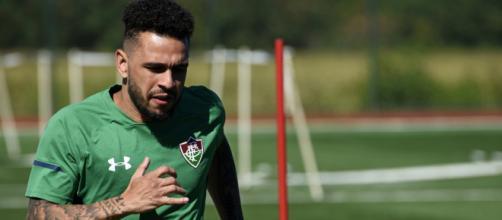 Nenê e Wellington Nem são inscritos pelo Fluminense na Sul-Americana. (Divulgação/Mailson Santana/Fluminense FC)