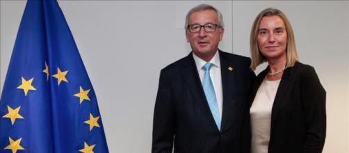 Pensioni d'oro: più di 20mila euro per Juncker e Mogherini
