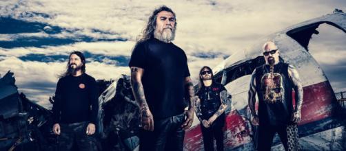 Slayer, foto promozionale per il tour d'addio