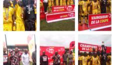 La finale de la Coupe Top 2019 jumelée au 30e anniversaire de l'EFBC a été bien accueillie