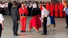 Hommage à Franck Chesneau : Christophe Castaner salue le pilote décédé dans le Gard