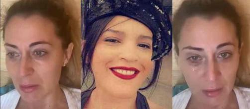 """Attaquée par Nana Poucave, Magali Berdah s'effondre : """"Ne touchez pas à mes enfants !"""""""