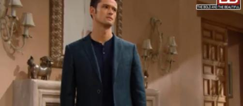 B&B viewers don't believe Thomas can be redeemed. [Image Source: B&B Hot News/YouTube]