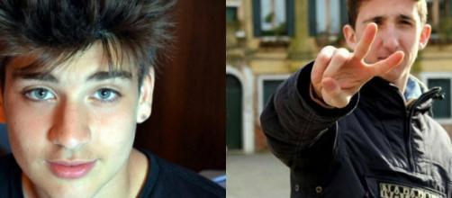 Bergamo, investiti dopo una lite in discoteca: dopo Luca Carissimi, 21 anni (a destra), morto anche il secondo ragazzo, Matteo Ferrari, 18 anni.