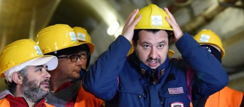 Governo: dopo il decreto sicurezza bis Salvini alza il tiro e sfida M5S sulla TAV