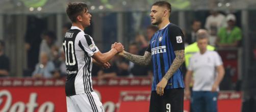 Icardi e Dybala: ci sarebbe stata una telefonata per scambiarsi informazioni su Milano e Torino - calciomercatot8.com