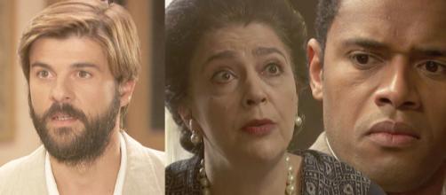 Il Segreto, spoiler fine agosto: Gonzalo ama ancora Maria, Francisca ricatta il Sanchez