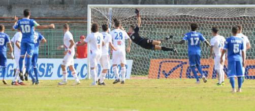 Paganese-Catania 2-4 - Sport - lasiciliaweb.it