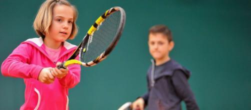 Tenis: la mejor actividad para niños.