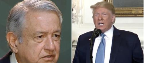 Trump lamentó la tragedia de El Paso y envío condolencias a AMLO. - lopezdoriga.com