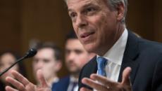 US Ambassador to Russia Jon Huntsman submits resignation