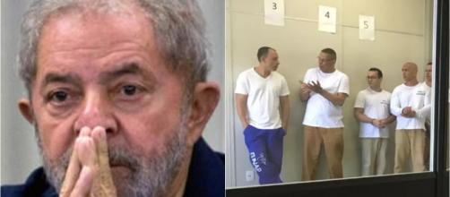 A data da transferência de Lula ainda não foi definida pela justiça. (Arquivo Blasting News/TV Globo)