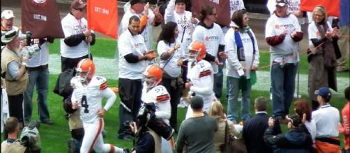 Analyst says Cleveland Browns are Fake Tough Guys [Image via Erik Drost/Wikimedia Commons]