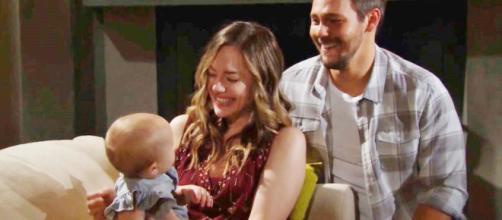 Beautiful, trame americane: Hope si riavvicina a Liam dopo il ritrovamento di Beth