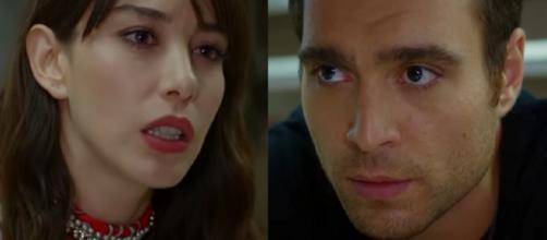 Bitter Sweet, spoiler: Nazli confessa a Deniz di aver sposato l'Aslan perché lo ama
