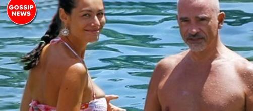 Eros Ramazzotti e Marica Pellegrinelli insieme: i due indossano la fede nunziale