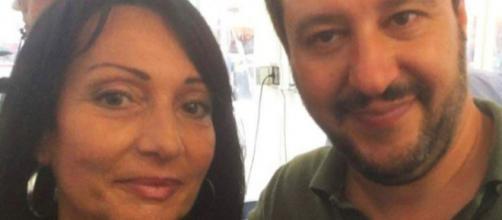 Il sindaco di Monfalcone e Matteo Salvini