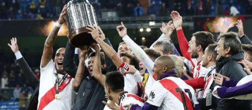 River Plate, esultanza per la Libertadores
