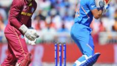 India vs West Indies 1st ODI, Guyana: Live cricket score
