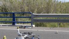 Un ciclista de 11 años muere atropellado por una furgoneta en Palencia
