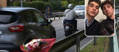 Bergamo, due ragazzi speronati e uccisi dopo la discoteca: l'investitore, Matteo Scapin, è stato posto agli arresti domiciliari.