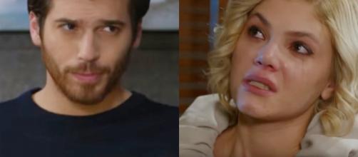 Bitter Sweet, trame: Demet sul punto di dire a Ferit che l'Onder ha ucciso Demir e Zeynep