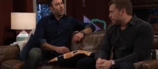Drew and Shiloh are headed for a showdown. [Image Source: GH-YouTube]