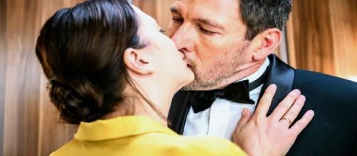 Anticipazioni Tempesta d'amore puntate tedesche: Eva incinta di Christoph