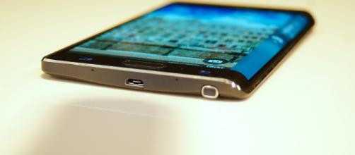 Samsung Electronics announces its latest entry in its smartphone market.[Image Source: TechStage/Flickr Creative Commons]