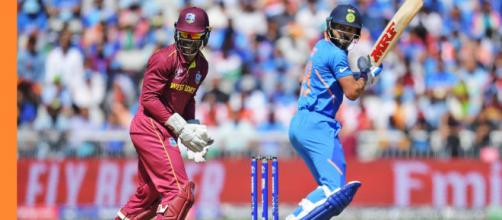 India vs West Indies 2019 live on Sonyliv.com (Image via Sony Six screencap)