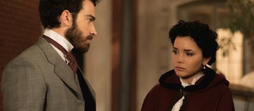 Una Vita, spoiler di settembre: Blanca impedisce a Diego di uccidere Samuel
