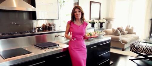 Villa Rosa - kitchen - Lisa Vanderpump home | LVDP - Just Lisa in ... - pinterest.com