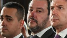 Governo, la Lega presenta in Senato una mozione di sfiducia a Conte