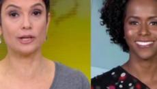Maju Coutinho substitui Sandra Annenberg e reforça padrão da Globo sobre idade, diz colunista