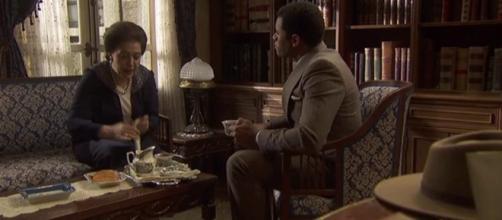 Anticipazioni Il Segreto: Donna Francisca decide di liberarsi di Roberto