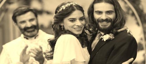 Anticipazioni Il segreto:Elsa e Isaac sposi mentre Carmelo lotta per la vita