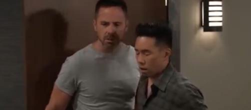 Brad is afraid of what Julian might do. [Image Source: JSMS99-YouTube]