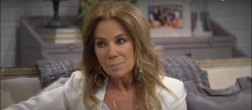 "Former ""Today"" host Kathie Lee Gifford gives loving tribute to Frank and finds new friendship in Nashville. [Image source:lifetodaytv-YouTube]"