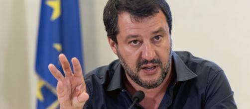 Matteo Salvini nel tour pugliese a Peschici: 'Non si governa con i signor no'