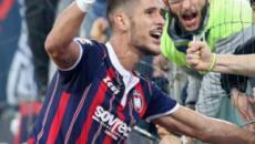 Calciomercato: corsa a tre per Falcinelli, ci sarebbe anche il Crotone