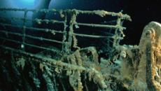 Titanic é registrado com imagens em alta definição pela primeira vez